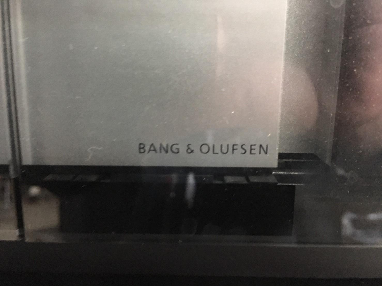 バング・オルフセンのロゴ