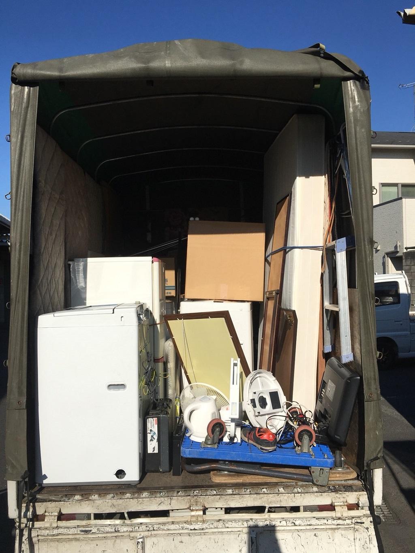 単身引っ越しに伴う家具・家電の回収・処分