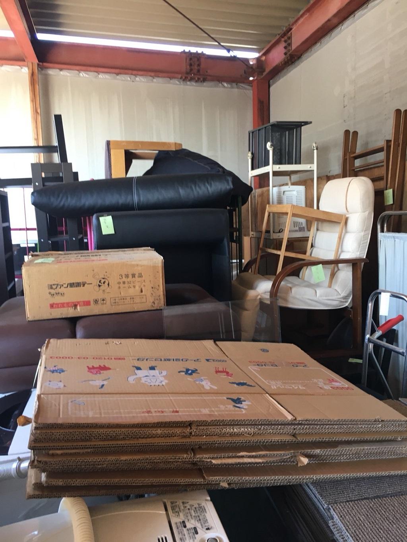 単身引っ越しに伴う不用品の回収・処分