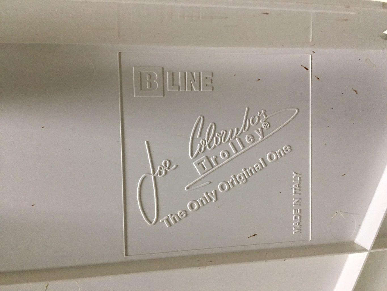 B-LINE(ビーライン)のロゴ