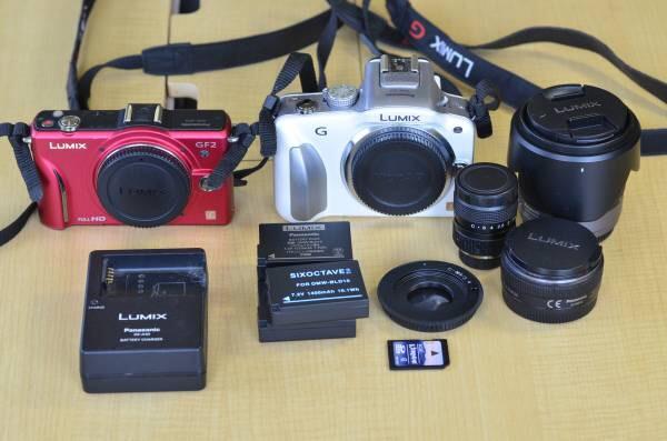 LUMIX(ルミックス)のデジタルカメラ