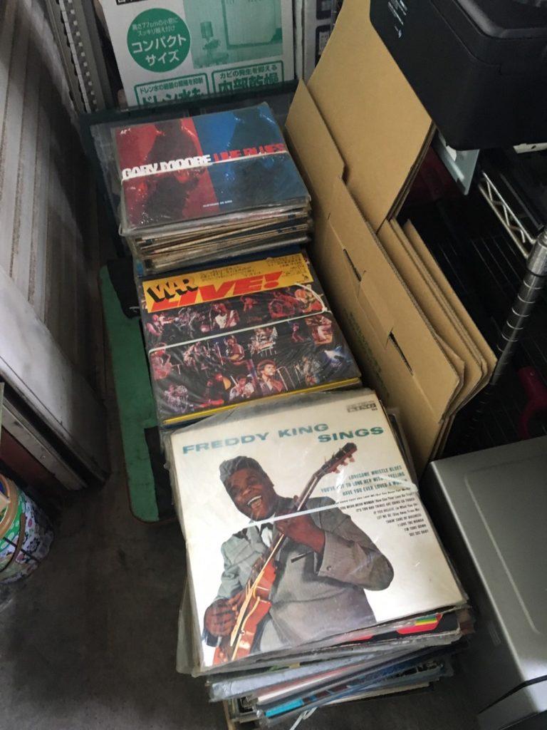 CDやレコード